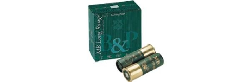CARTUCHO MB LONG RANGE 36 GR